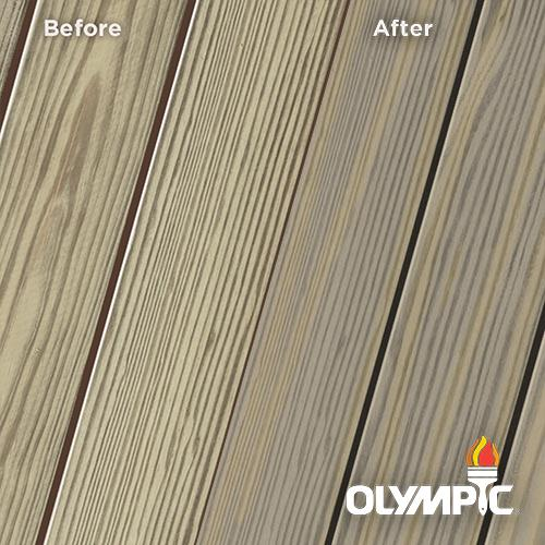 Exterior Wood Stain Colors - Smoke Blue - Wood Stain Colors From Olympic.com