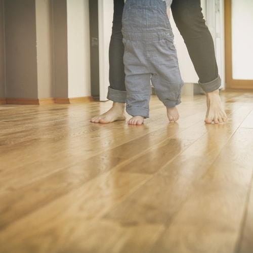 How To Stain Wooden Floors