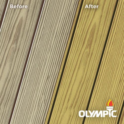 Exterior Wood Stain Colors - Clear - Wood Stain Colors From Olympic.com