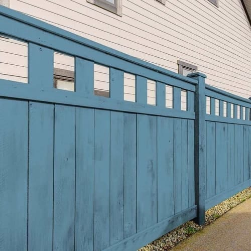 Wooden Fence Stain Colors That Will Wow Your Neighbors