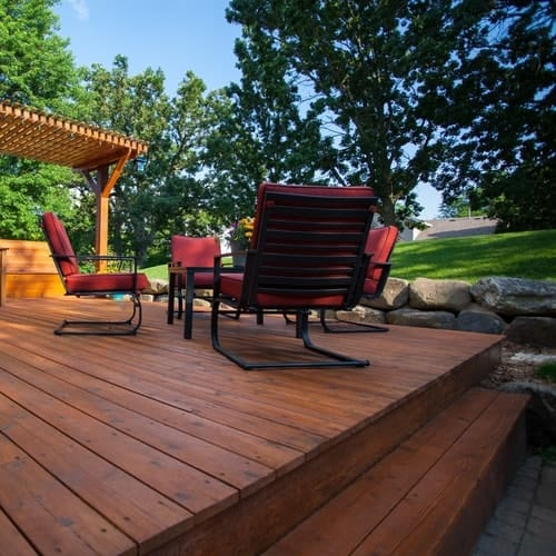 Top Deck Stain Colors For Pressure-Treated Wood