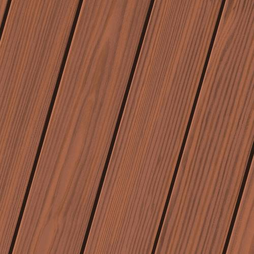 Wood Stain Colors - Brick Red - Stain Colors For DIYers & Professionals
