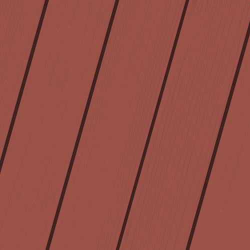 Wood Stain Colors - Navajo Red - Stain Colors For DIYers & Professionals